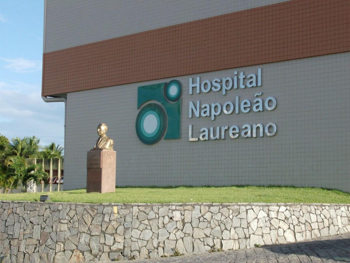 """Ex-diretor vai à Justiça pedir acesso a dados """"obscuros"""" do Hospital Napoleão Laureano"""