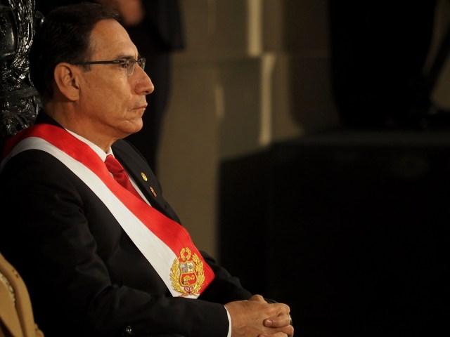 El año de Martín Vizcarra en Perú