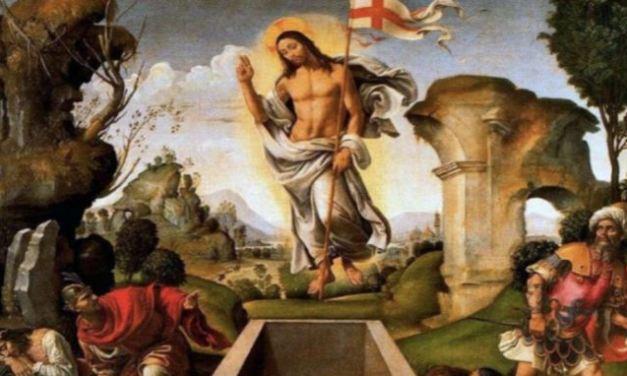 Buona Pasqua – di Padre Garuti