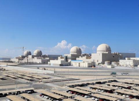 Parte la centrale nucleare degli Emirati arabi che guardano fino al Mediterraneo