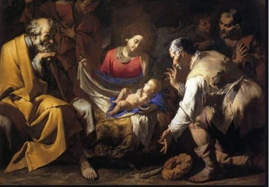 Mons Simoni: l'augurio di un santo e sereno Natale