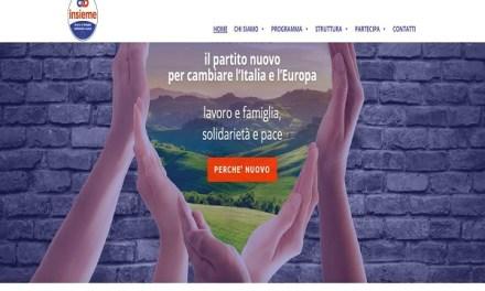 Il nuovo sito web di INSIEME