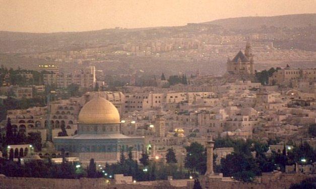 Pio XII e il carattere internazionale di Gerusalemme