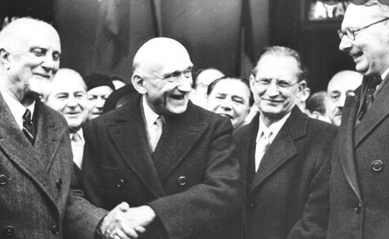Chi era Robert Schuman, Padre dell'unità europea e dichiarato venerabile? – di Markus Krienke