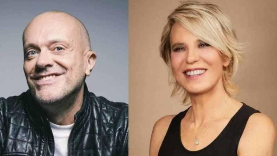 Max Pezzali e Maria De Filippi - Political24