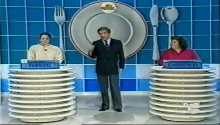 fazio non presenta il pranzo è servito-political24