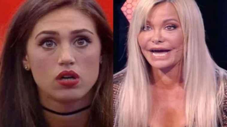 Vera Gemma asfalta definitivamente la Rodriguez: non c'è stata via di scampo