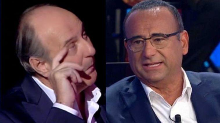 Gerry Scotti e Carlo Conti: uniti dal subdolo dramma | Il terribile retroscena