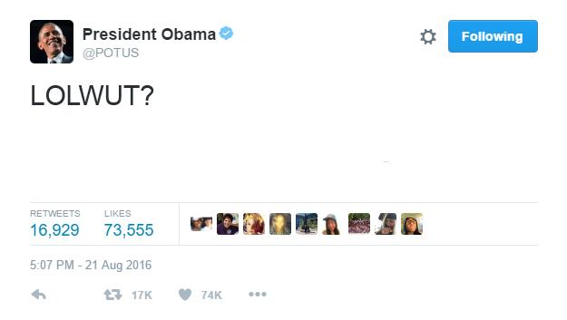 POTUSTweetObamacareTrump