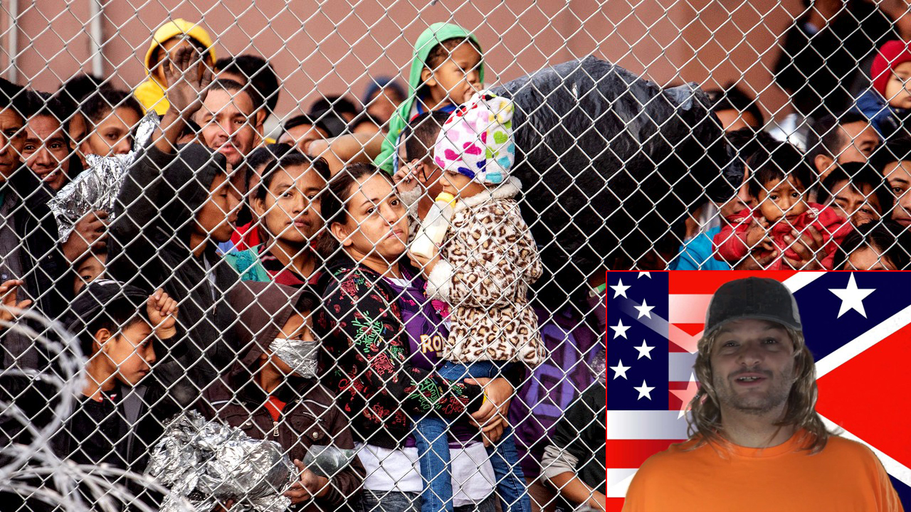 MAGA Boy Grateful Obama Built FEMA Centers Trump Can Use As Concentration Camps For Brown Babies