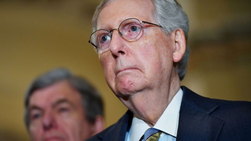 UPDATE: Mitch McConnell Still a Certifiably Racist, Wet-Eyed, Wattle-Necked Cuntsicle