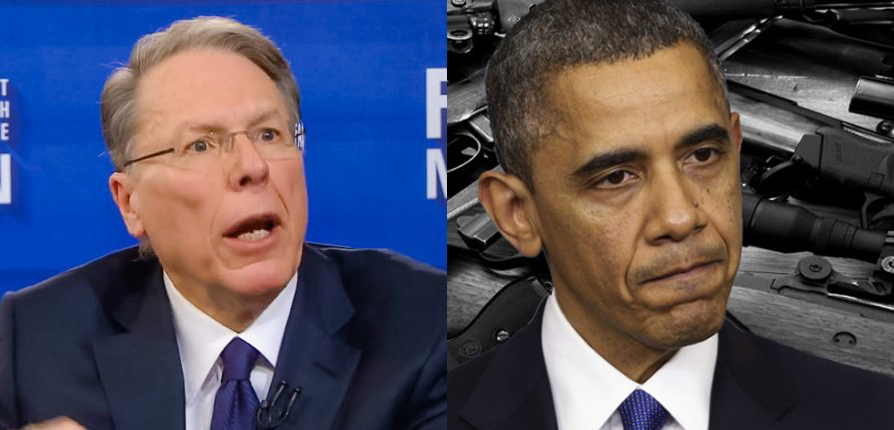 NRA President Says Obama Confiscated So Many Guns, Americans Were Left Defenseless Against Coronavirus