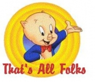 Swine Flu - That's All Folks!