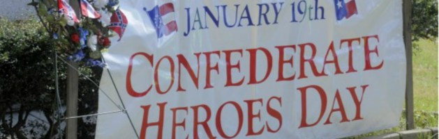 It's Still Confederate Heroes Day in Texas