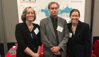 Political Science Research Featured at Event Showcasing NSF-Funded Projects
