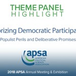 Theme Panel: Theorizing Democratic Participation