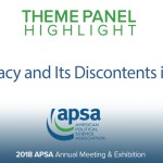 Theme Panel: Democracy and Its Discontents in Africa
