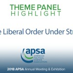 Theme Panel: The Liberal Order Under Stress