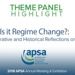 Theme Panel: Is it Regime Change?