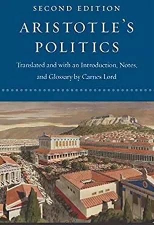 Aristotle Politics Book