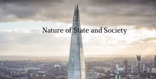 Nature of State and Society