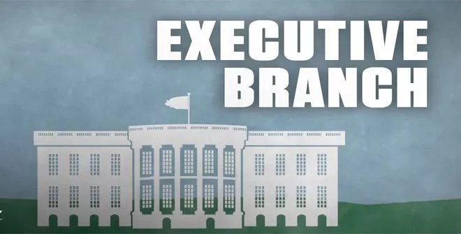 What The Executive Branch