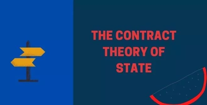 The Contract Theory of State