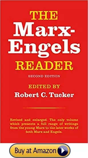 The Marx-Engels Reader by Robert C. Tucker, Karl Marx, Friedrich Engels