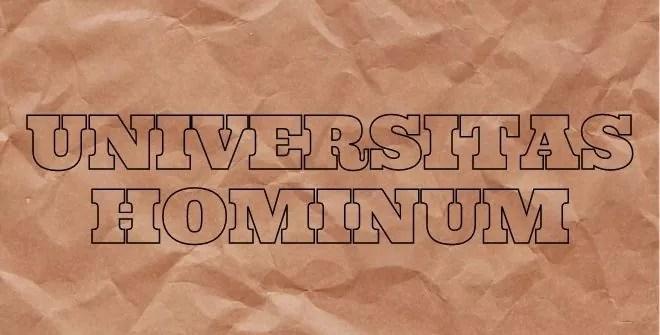 Universitas Hominum
