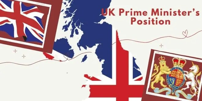 UK Prime Minister's Position