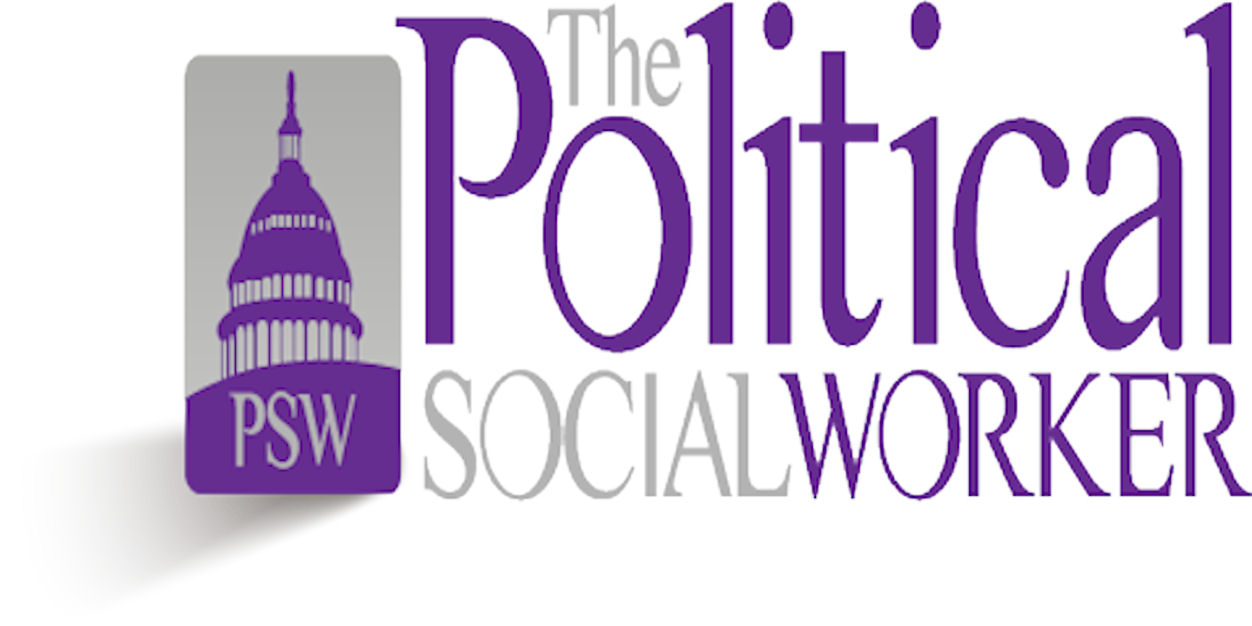 The Political Social Worker Logo