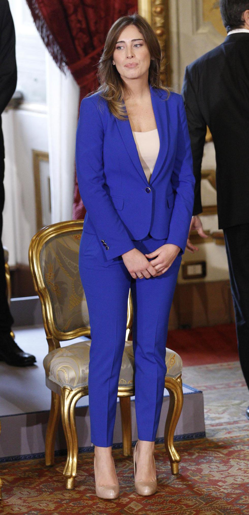 Ministra Política Y Moda