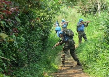 3e anniversaire de la Brigade d'Intervention de la MONUSCO, une ONG accuse la MONUSCO