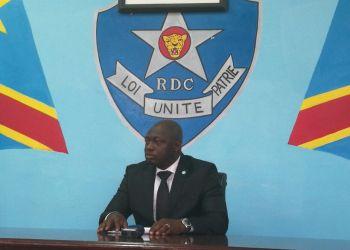 Meeting de Tshisekedi: «La police va sécuriser tout le monde», a dit le Général Kanyama (Audio)