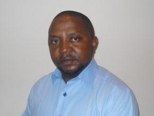 Le député de l'opposition Albert-Fabrice Puela. Radio Okapi/Ph. Innocent Olenga
