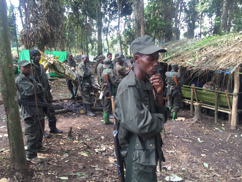 Lubero: 18 sur 22 groupements sont occupés par des groupes armés