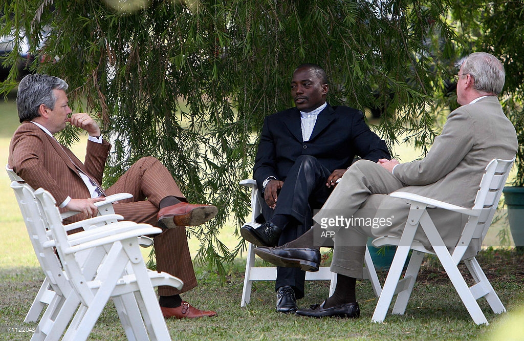RDC: Un émissaire du gouvernement belge chez Kabila