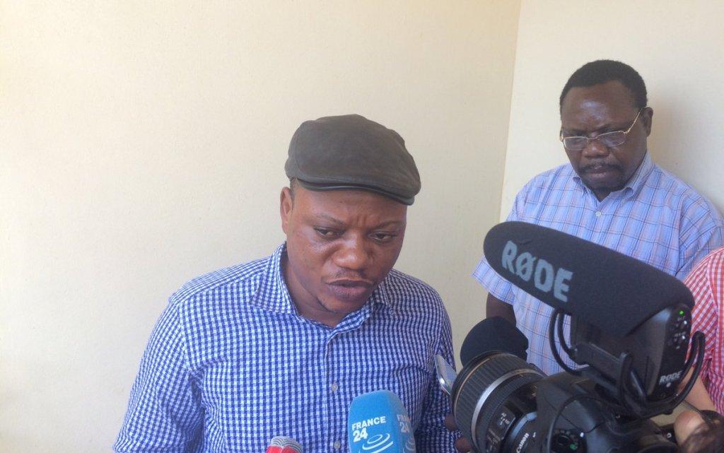 """Jean-Marc Kabund: """"Félix Tshisekedi est le mieux placé aujourd'hui pour diriger l'UDPS"""""""