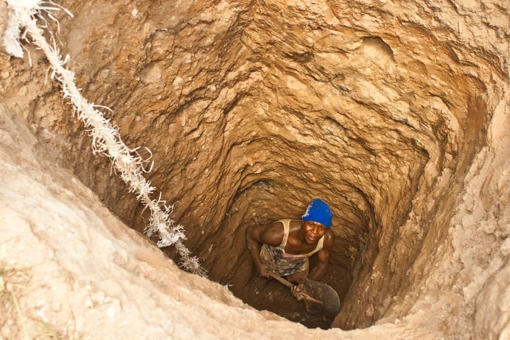 Ituri: 4 personnes disparues et 5 rescapées dans une mine à Mambasa