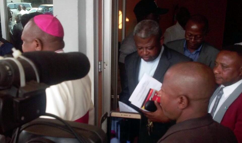 Blocage persistant aux discussions de la CENCO: le point avec l'Abbé Shole
