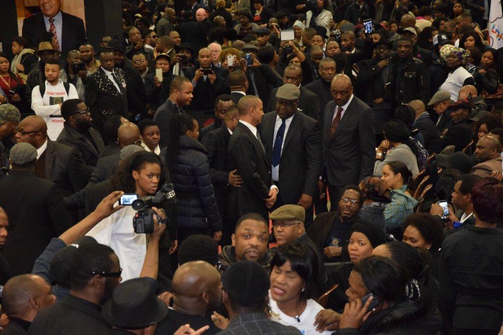 A Washington, Katumbi et Tshisekedi resserrent leur alliance