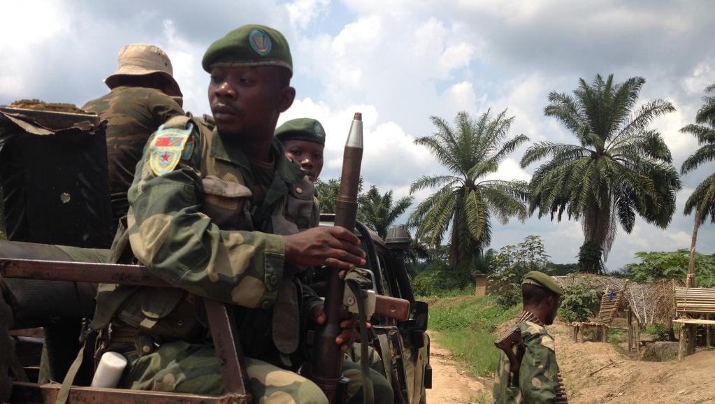 Deux officiers FARDC arrêtés pour trafic d'armes avec des rebelles sud-soudanais
