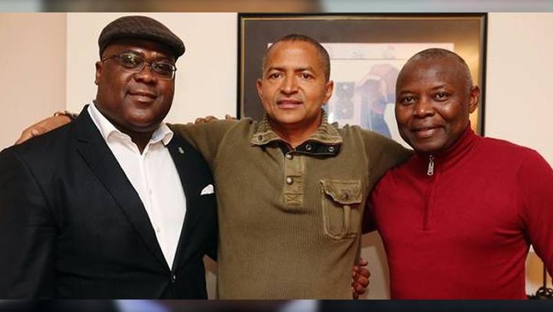 J'ai parlé à Vital Kamerhe, à Félix Tshisekedi, personne n'entrera au gouvernement, affirme Moïse Katumbi