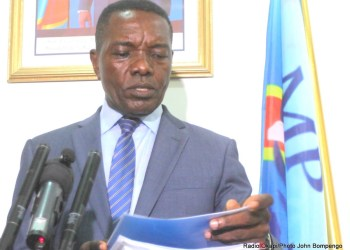 André Atundu: «le Président va prendre les mesures qui si'mposent si le Rassemblement persiste à bloquer l'accord»