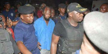 "Jean-Claude Vuemba: ""l'arrestation de Ne Muanda Nsemi est un règlement de comptes"""