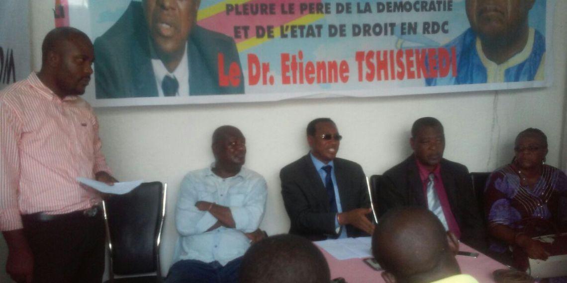 «Réconciliation oui, mais pas à n'importe quel prix», affirme Bruno Tshibala qui tend sa main à Félix Tshisekedi et Pierre Lumbi