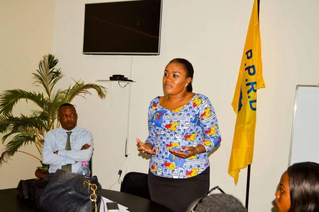 La ligue des jeunes du PPRD forme en emploi et entrepreneuriat