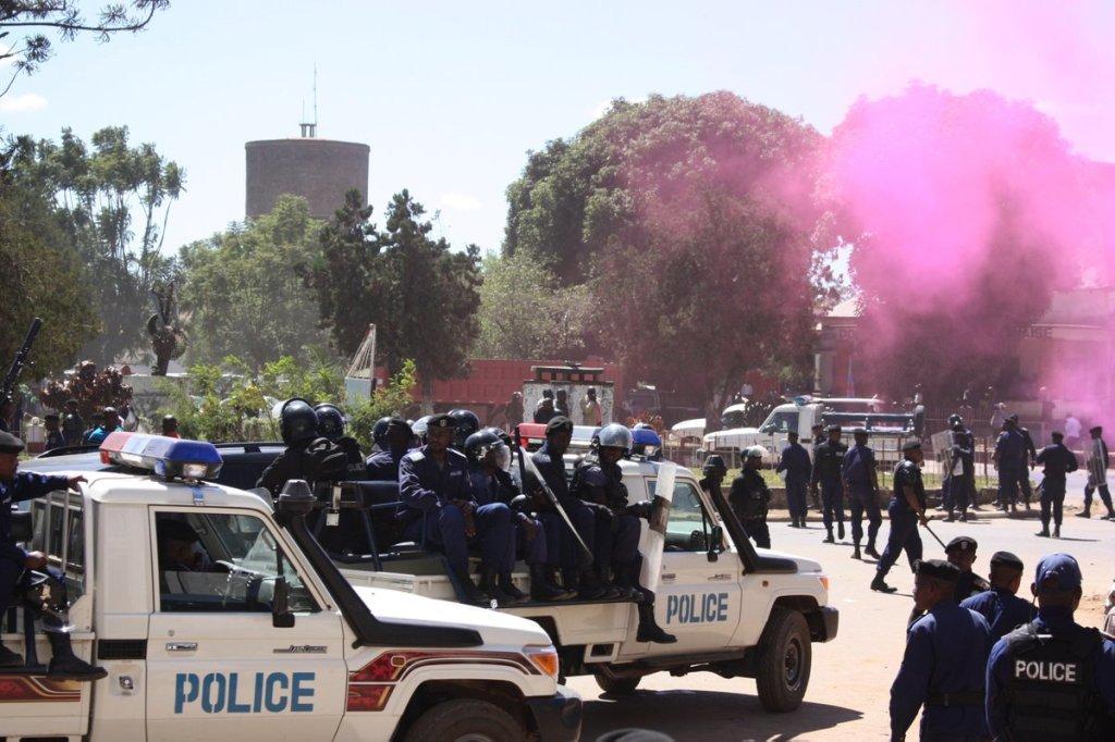 Lubumbashi: la Monusco craint des affrontements ce vendredi