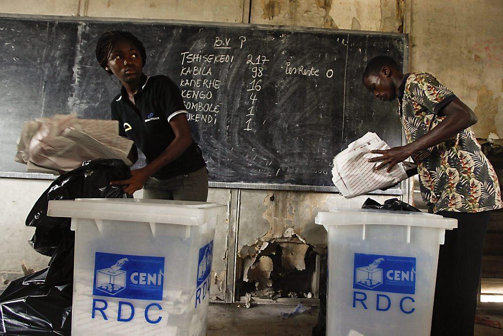 Kwango: 2ème tour de l'élection de gouverneur ce samedi