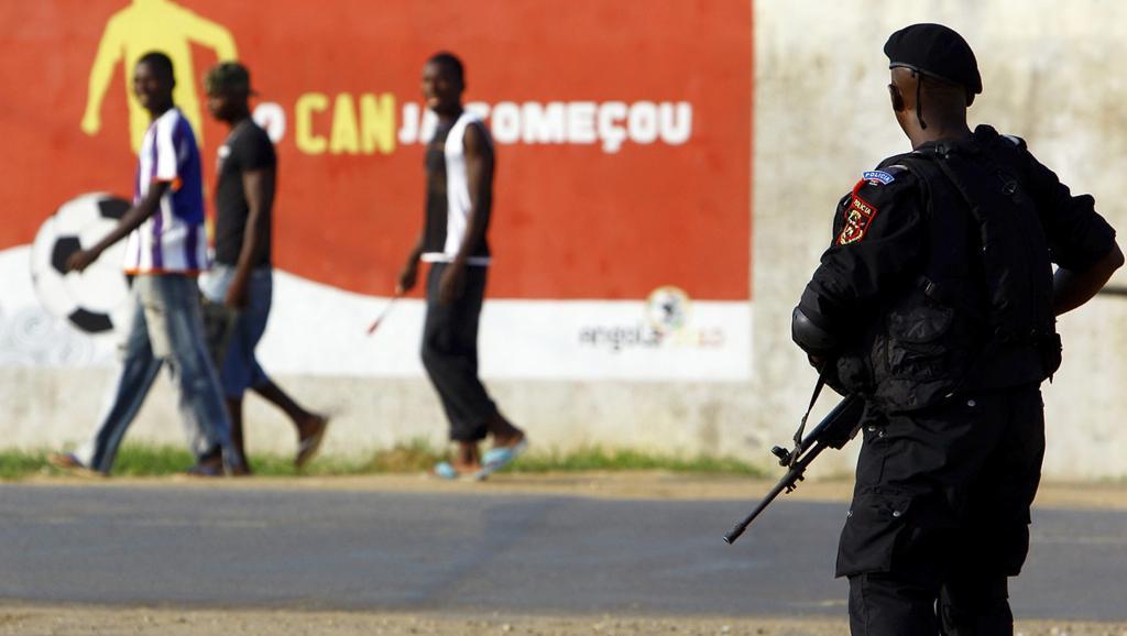 L'Angola renforce ses effectifs policiers à la frontière avec le Kasaï